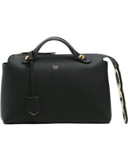 Small By The Way Leather Top Handle Bag