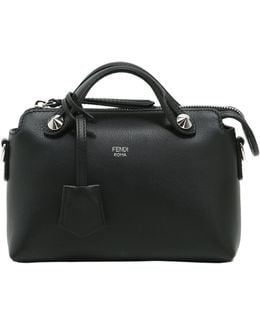 Mini By The Way Leather Top Handle Bag