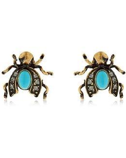 Rosalind & Viola Stud Earrings