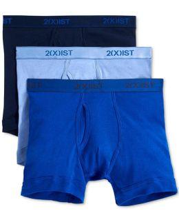 Underwear, Essentials Boxer Brief 3 Pack