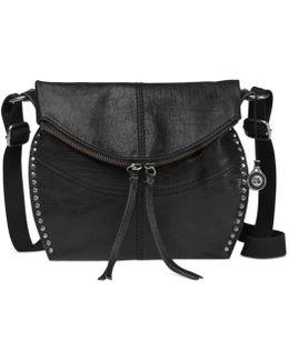 Silverlake Leather Crossbody