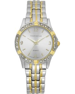 Women's Two-tone Bracelet Watch