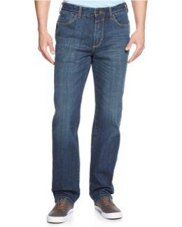 Walker Vintage Straight Fit Jeans