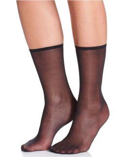 Sheer Anklet Socks