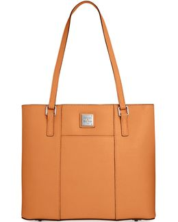 Saffiano Small Lexington Shopper