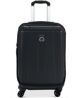"""Closeout! Helium Shadow 3.0 Hardside 19"""" International Carry On Spinner Suitcase, In Blue, A Macy's Exclusive Color"""