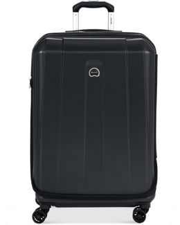 "Closeout! 60% Off Helium Shadow 3.0 25"" Expandable Hardside Spinner Suitcase, In Blue, A Macy's Exclusive Color"