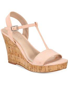 Libra Wedge Sandal