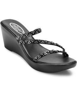 Shana Wedge Sandals