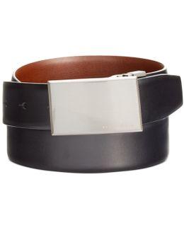 Reversible Feather-edge Smooth-grain Belt