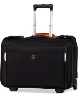 Werks Traveler 5.0 Carry On Rolling Garment Bag