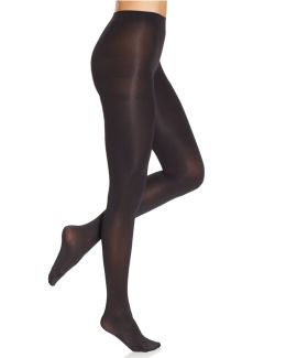 Luster Control Top Tights