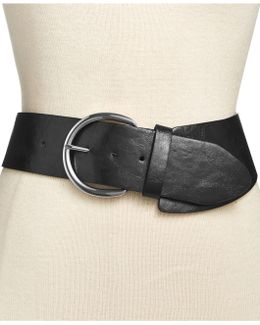 Asymmetrical Stretch Belt