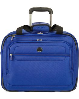 Helium Fusion Rolling Trolley Tote
