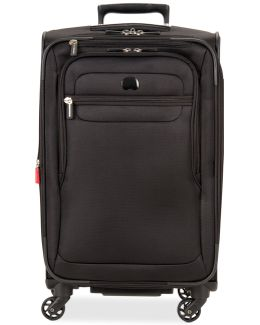 """Helium Fusion 21"""" Expandable Spinner Suitcase"""