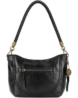 Indio Leather Demi Bucket Bag