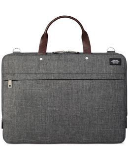 Tech Oxford Slim Briefcase