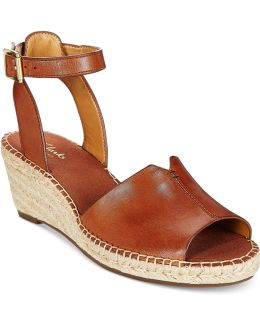 Women's Petrina Selma Espadrille Wedge Sandals