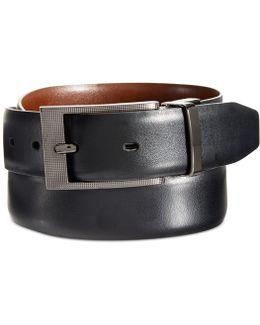 Zeus Etched Buckle Belt