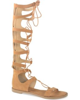 Galactic Tall Gladiator Sandals