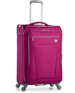 "21"" Carry On Expandable Spinner Suitcase"