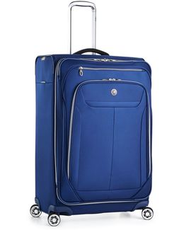 "25"" Expandable Spinner Suitcase"