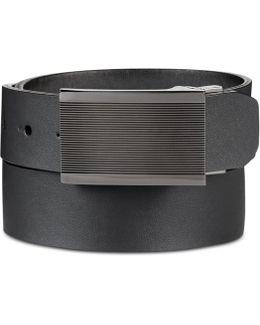 Men's Cut-edge Reversible Belt