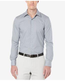 Men's Chrysalis Checked Long-sleeve Shirt
