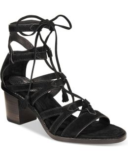 Women's Brielle Gladiator Lace-up Sandals
