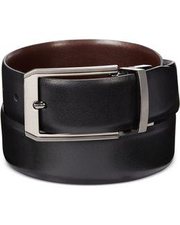 Men's Mr. Pebble Reversible Belt