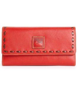 Handbag, Florentine Checkbook Organizer
