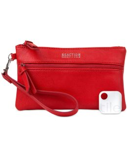 Forget Me Not Tech Wristlet With Tracker