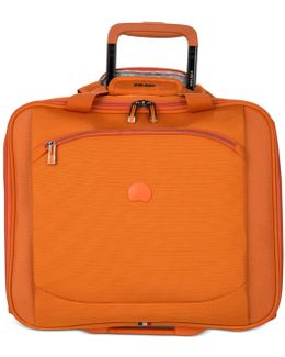 "Closeout! 70% Off Hyperlite 2.0 14"" Trolley Rolling Carry On In Orange, Only At Macy's"
