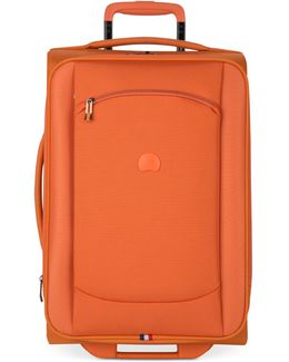 "Closeout! 70% Off Hyperlite 2.0 20"" Expandable Carry-on Rolling Suitcase In Orange, Only At Macy's"