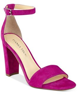 Emalyn Block-heel Sandals