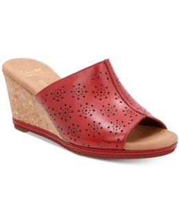Women's Helio Corridor Wedge Sandals