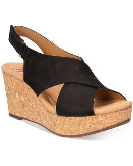 Women's Annadel Eirwyn Wedge Sandals