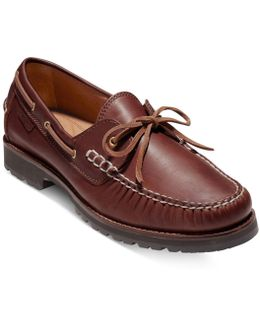 Men's Connery One-eye Lace Loafers