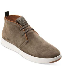 Men's Grandpro Velour Suede Chukka Boots