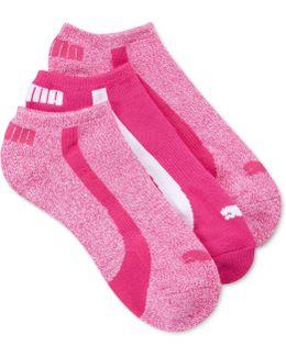Women's 3-pk. No Show Socks