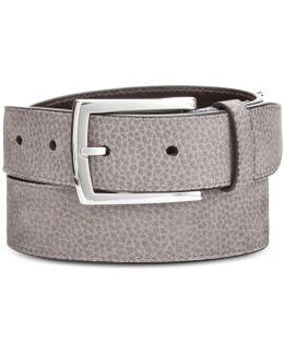 Men's Nubuck Leather Belt