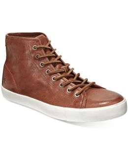 Men's Brett High-top Sneakers