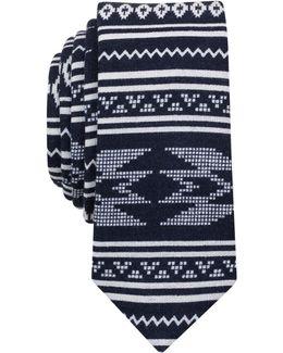 Men's Alburg Arcade Geometric Tie