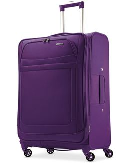 """Ilite Max 21"""" Expandable Carry On Spinner Suitcase"""