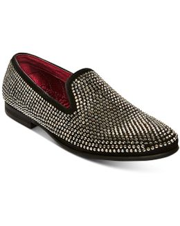Men's Caviarr Rhinestone Loafers