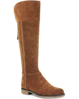 Christine Wide-calf Riding Boots