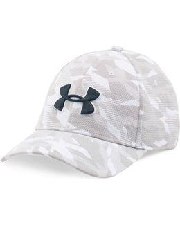 Men's Printed Heatgear Logo Hat