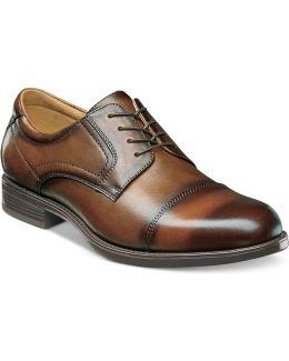 Sabato Leather Wingtip Oxfords