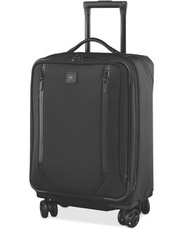 "Lexicon 2.0 20"" Expandable Global Carry-on Spinner Suitcase"
