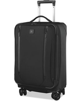 "Lexicon 2.0 22"" Expandable Carry On Spinner Suitcase"